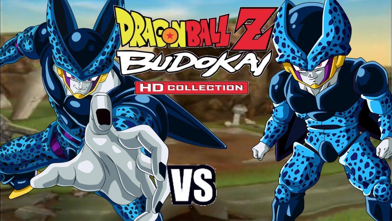 Dragon Ball Z Budokai 3 Hd Adult Cell Jr Vs Cell Jr Youtube