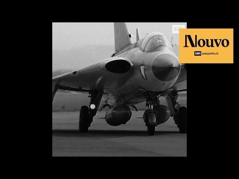 Switzerlandís going shopping: for fighter jets