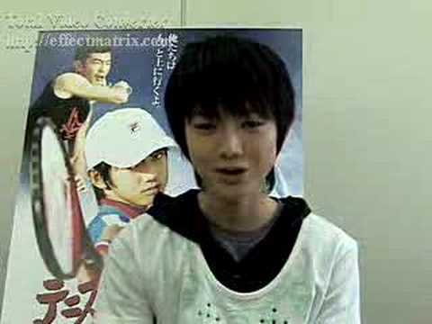 Kanata Hongo Prince Of Tennis Live Action