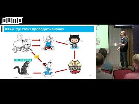 Георгий Грибков. Облегчаем процесс разработки с помощью статического анализа кода: наш опыт