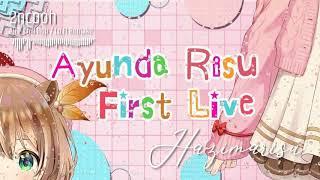 [Ayunda Risu New BGM] 2ncooh - Hazamarisu (Chill / Lo Fi Remake)