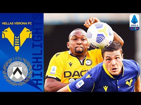 Hellas Verona 1-0 Udinese | Verona primo a punteggio pieno! | Serie A TIM