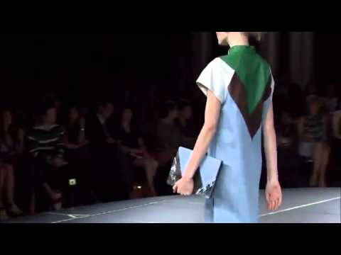 Jen Kao ➤ Spring/Summer 2013 Full Fashion Show