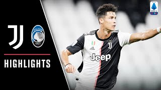 Juventus 2-2 Atalanta | Ronaldo Double Earns Juventus a Late Draw! | Highlights