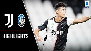 Juventus 2 2 Atalanta | Ronaldo Double Earns Juventus A Late Draw! | Serie A Highlights