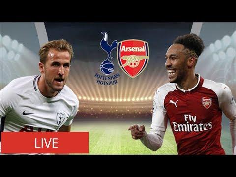 Tottenham Vs Arsenal LIVE ⚽ ENGLISH