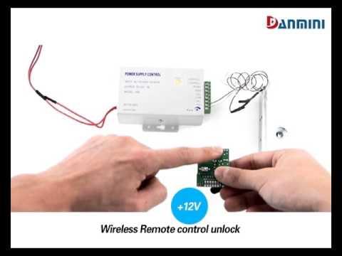 Danmini Access Control    System    Conion  YouTube