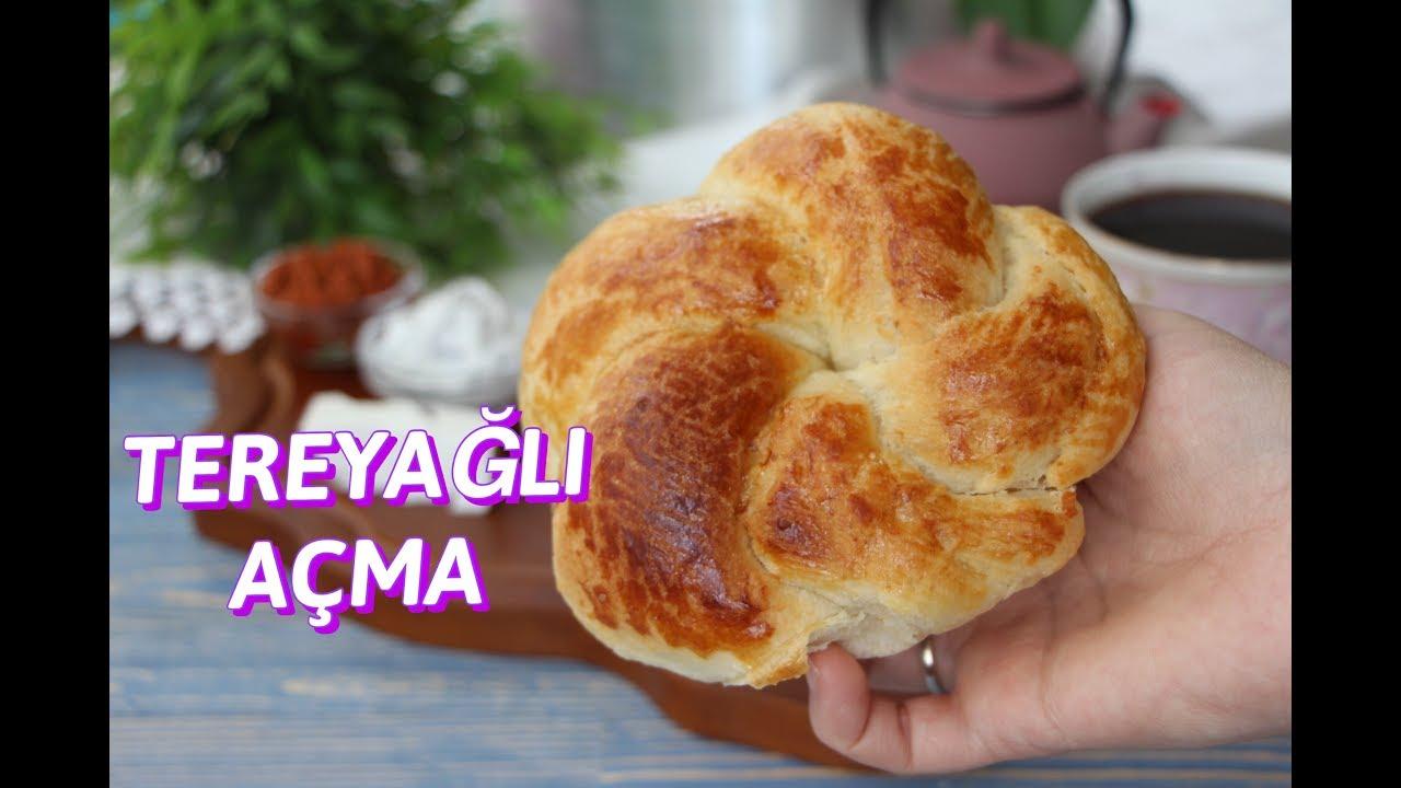 Tereyağlı Rulo Ekmek Tarifi