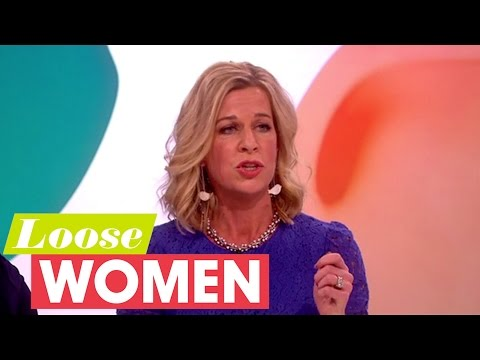 Katie Hopkins VS Janet Street-Porter   Loose Women