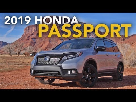 Honda Passport Review - First Drive