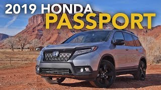 2019 Honda Passport Review - First Drive