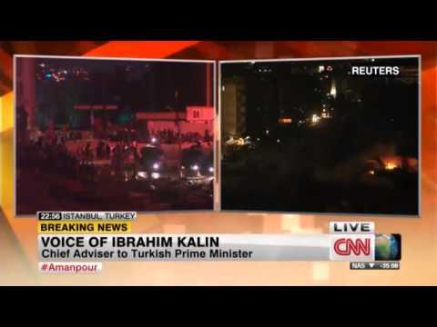İbrahim Kalın ile Christiane Amanpour CNN Konuşmasının Tamamı