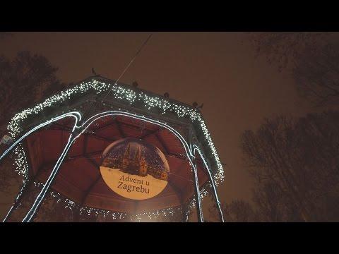 ADVENT U ZAGREBU 2015 (video)