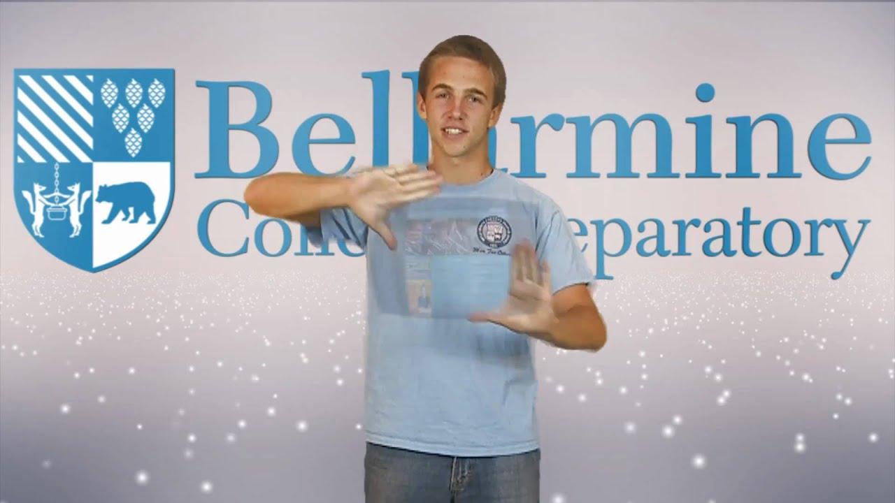 Bellarmine College Prep Christmas Ornaments 2021 Bellarmine College Preparatory Overview 2010 2011 Youtube