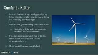 Teknologi Historie film om vindmøller