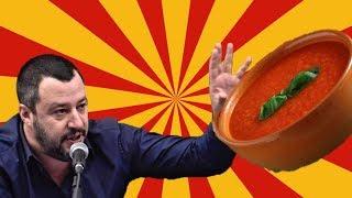 YTP ITA-Salvini odia il sugo