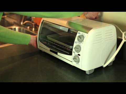 How to Use a Toaster Oven Safely : Cleanliness & Safety