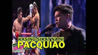 Marcelieto Pomoy  KASING SIKAT na ni Manny Pacquiao DAHIL SA AMERICA&#39S GOT TALENT: The Champions