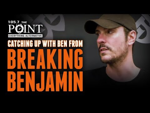 BREAKING BENJAMIN says Chevelle was a big influence early on