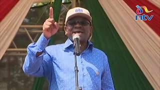 Tumeona miujiza, Murkomen ameita Raila Odinga 'Baba' ~ Orengo | #BBIinMombasa