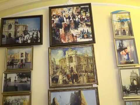 В Театре оперы и балета открылась сувенирная лавка