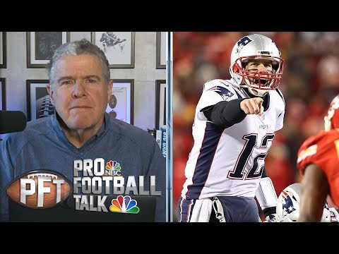 Kelly Brown - Peter King can't see Brady retiring after The Super Bowl
