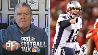 Peter King can't see Tom Brady retiring after Super Bowl | Pro Football Talk | NBC Sports