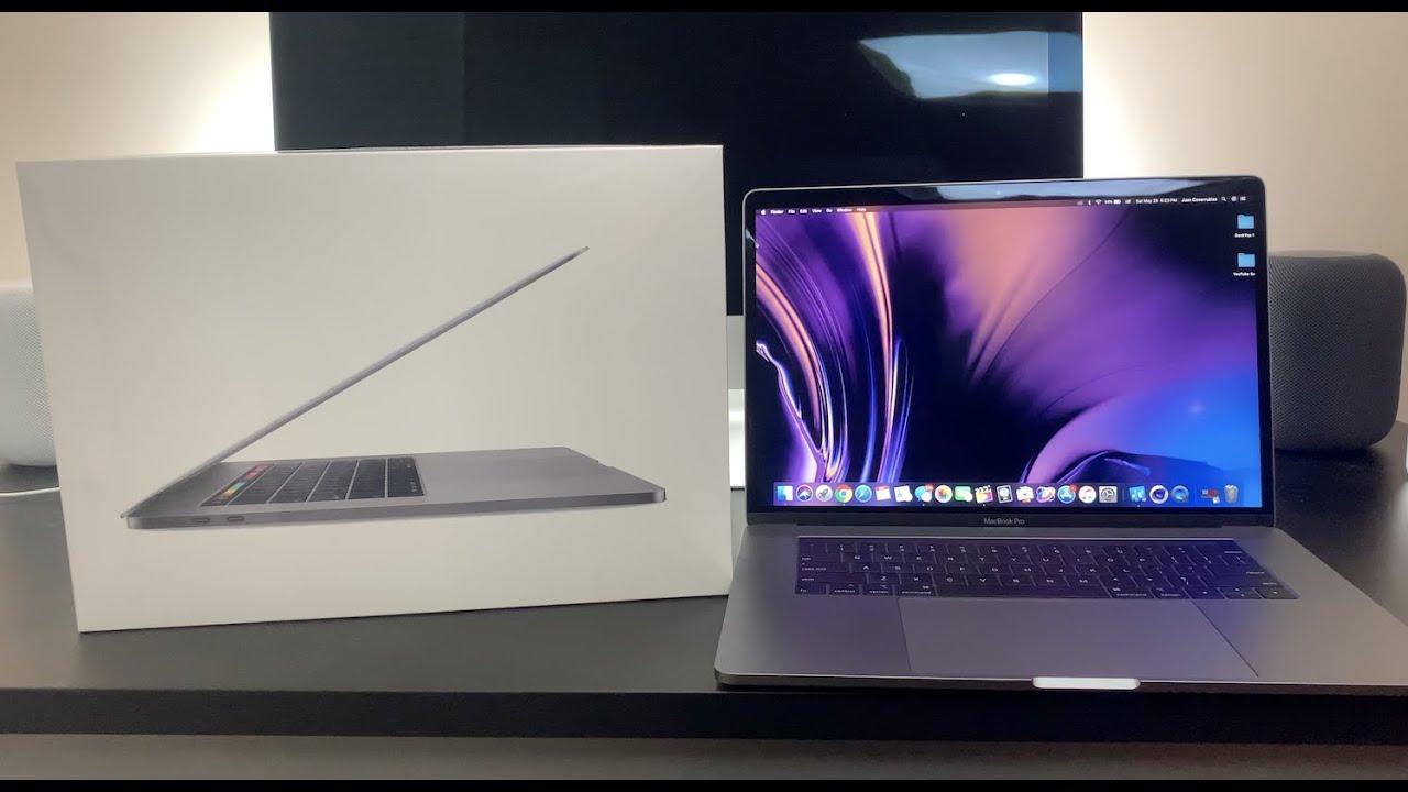 NEW 2019 Apple MacBook Pro 15