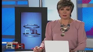 Noticiero Al Día Edición Central: Programa del 15 Marzo de 2018