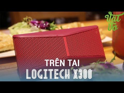 [Review Dạo] Trên Tai - Loa Logitech X300: Giá 1,5 Triệu Thiết Kế đẹp, âm Thanh Lớn