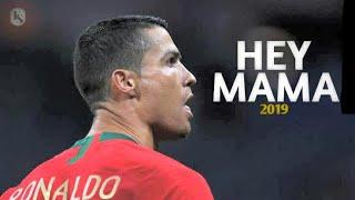 Cristiano Ronaldo - Hey Mama || Skills & Goals