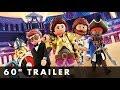 """PLAYMOBIL: THE MOVIE - 60"""" Trailer"""