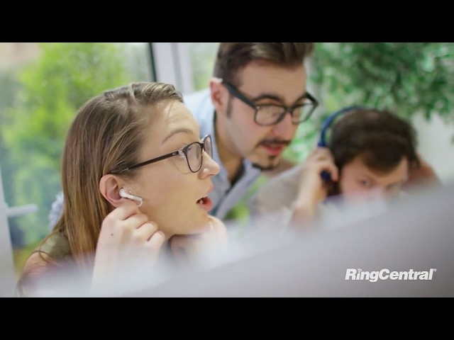 RingCentral Contact Center for Salesforce