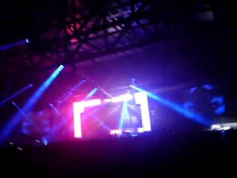Steve Aoki Oxegen 2011 - Warp and New Noise (Good Quality)