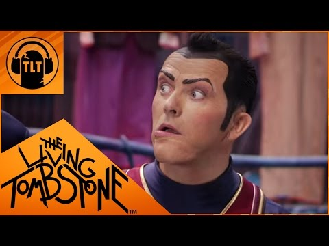 We Are Number One Remix but  The Living Tombstone Lazytown