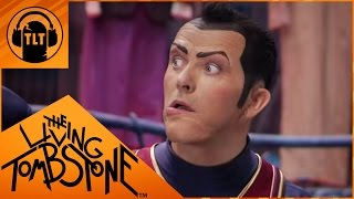 We Are Number One Remix but by The Living Tombstone (Lazytown) thumbnail