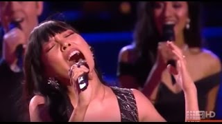 Amazing Performance! Dami Im singing When A Child Is Born - Carols By CandleLight 2016