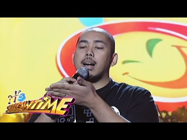 It S Showtime Funny One James Caraan Enters Funny One Season 2 Grand Finals Youtube
