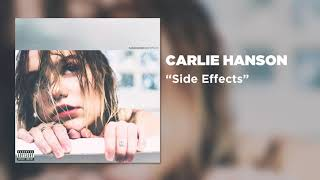 Carlie Hanson - Side Effects [Official Audio]