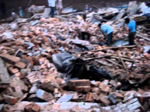 IDGAH MANDI DELHI DEMOLATION 2