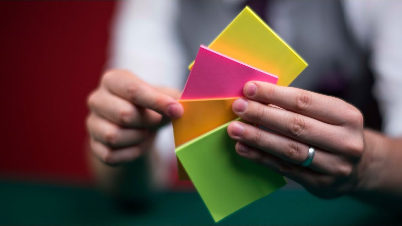 How to perform the paper fix trick | Magic tricks made easy - YouTube