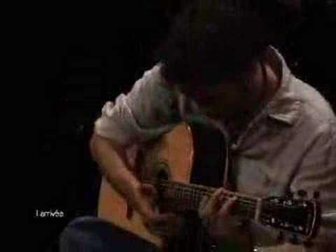 Justin King - Amazing guitar play (Larrivee Movie Clip) mp3