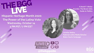 Hispanic Heritage Month 2020: The Power of the Latina Vote