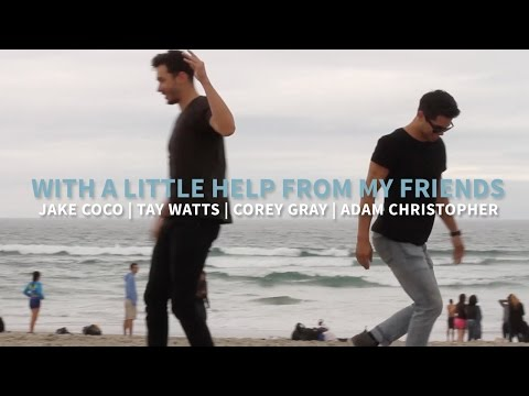 The Beatles - With A Little Help From My Friends (Cover by Jake Coco & Friends) mp3