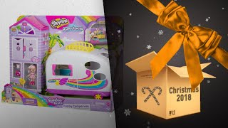Most Wished For Shopkins Toys Kids Gift Ideas / Countdown To Christmas 2018 | Christmas Gift Guide