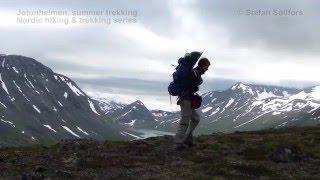 Jotunheimen, summer trekking - Nordic hiking and trekking series