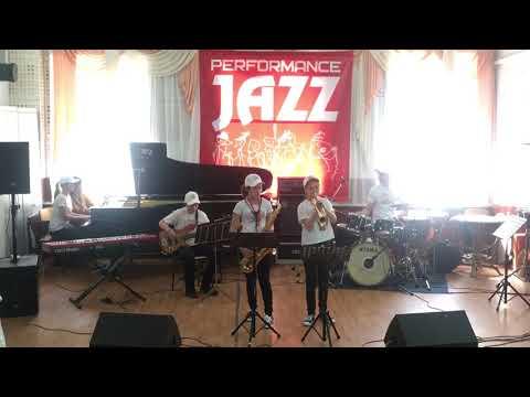"F. Churchill ""Someday My Prince Will Come""-ІІІ всеукраїнський конкурс Performance Jazz, Николаев-18"