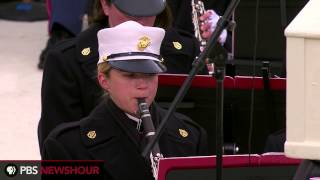 Watch the Marine Corps Band Play John Williams