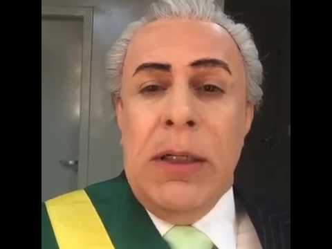 tom Cavalcante presidente do brasil Michel tomer top videos incríveis