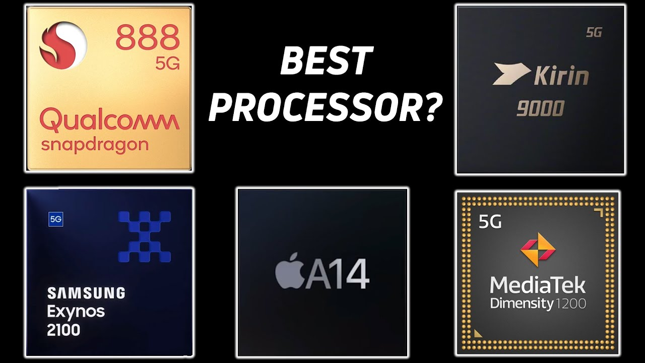 Silicon Wars: Snapdragon vs Exynos vs Apple vs Kirin vs MediaTek